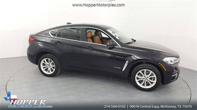 2016 BMW X6 xDrive35i in McKinney Texas, 75070
