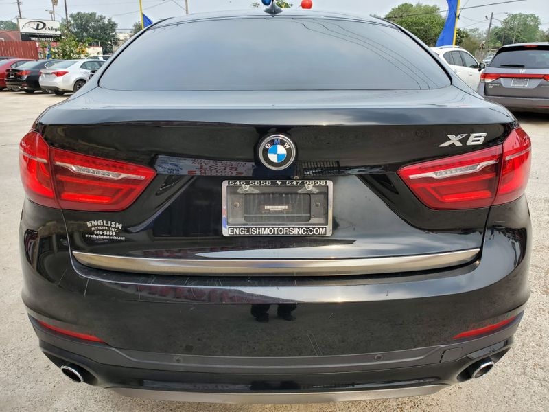 2016 BMW X6 sDrive 35i sDrive35i  Brownsville TX  English Motors  in Brownsville, TX