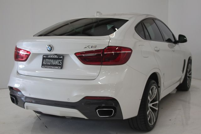 2016 BMW X6 sDrive 35i sDrive35i Houston, Texas 7