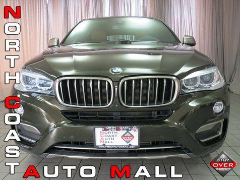2016 BMW X6 xDrive 35i xDrive35i in Akron, OH