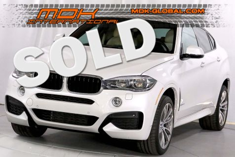 2016 BMW X6 xDrive 35i xDrive35i - M Sport - Tech pkg - ONLY 15K miles in Los Angeles
