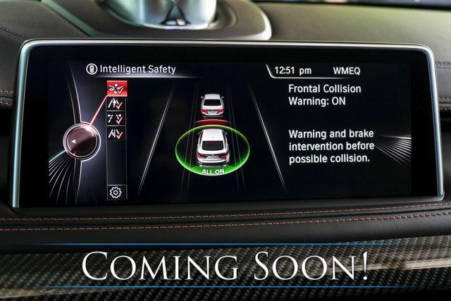 "2016 BMW X6M xDrive AWD V8 Sport SUV w/Executive Pkg, LED Headlights, Ventilated Seats, B&O Audio & 21"" Rims in Eau Claire, Wisconsin 54703"