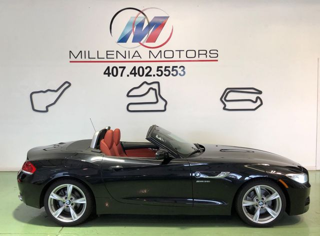 2016 BMW Z4 sDrive35i M Sport Package Longwood, FL 11