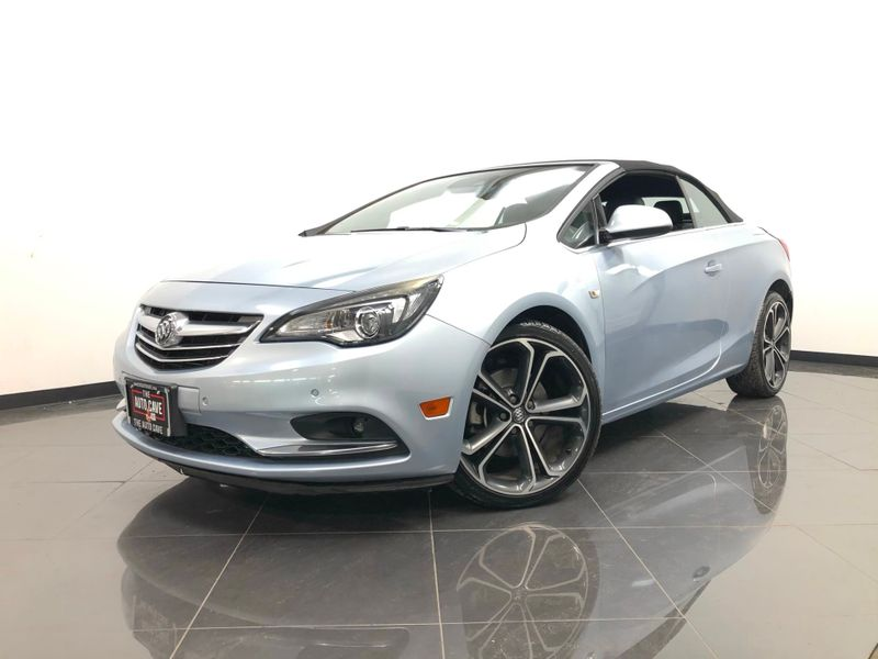 2016 Buick Cascada *2016 Premium 2-DR CONVERTIBLE 35K Miles* | The Auto Cave in Dallas