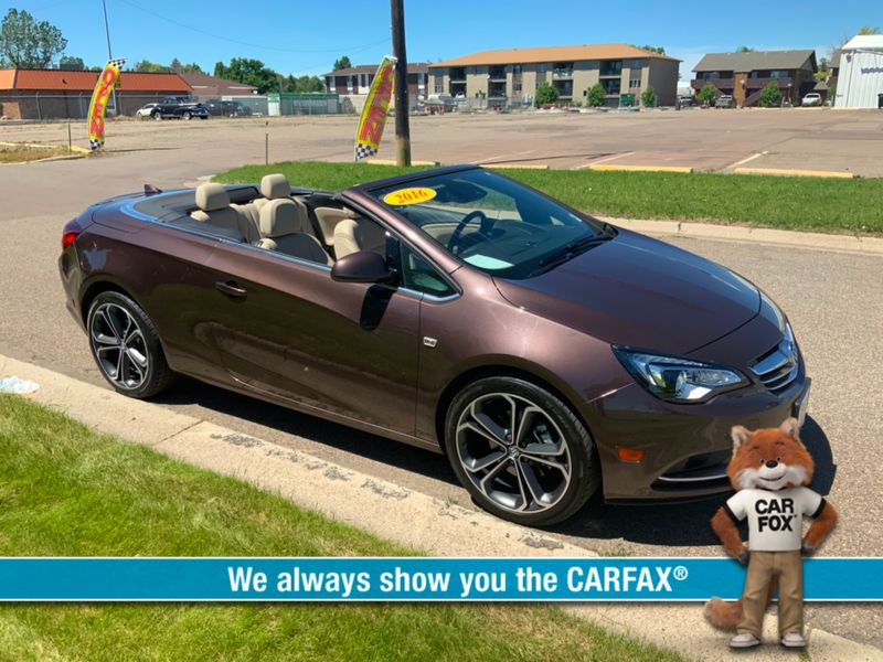 2016 Buick Cascada 2d Convertible Premium  city MT  Bleskin Motor Company   in Great Falls, MT