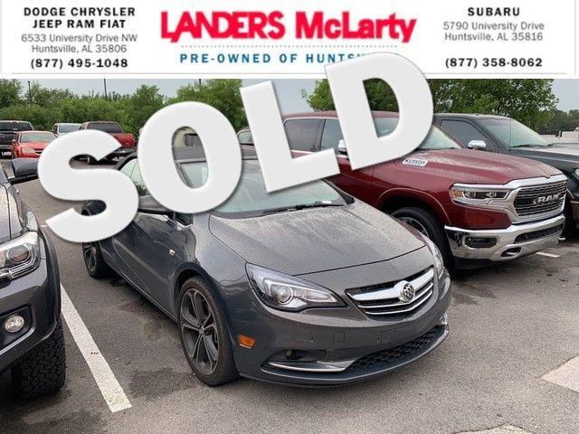 2016 Buick Cascada Premium | Huntsville, Alabama | Landers Mclarty DCJ & Subaru in  Alabama