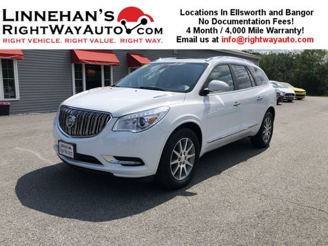 2016 Buick Enclave Leather in Bangor