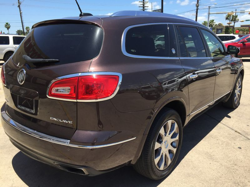 2016 Buick Enclave Premium  Brownsville TX  English Motors  in Brownsville, TX