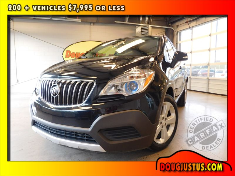 2016 Buick Encore   city TN  Doug Justus Auto Center Inc  in Airport Motor Mile ( Metro Knoxville ), TN