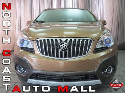 2016 Buick Encore Sport Touring in Akron, OH