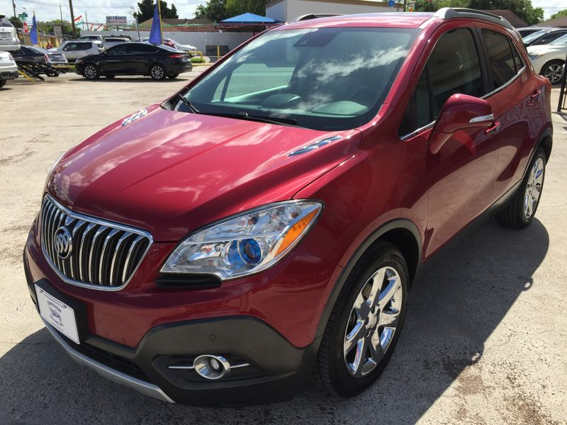 2016 Buick Encore Premium  Brownsville TX  English Motors  in Brownsville, TX