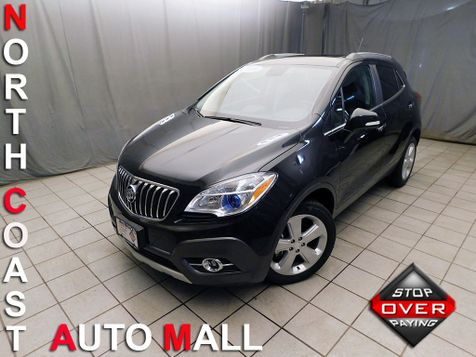 2016 Buick Encore Leather in Cleveland, Ohio
