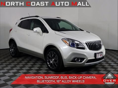 2016 Buick Encore Sport Touring in Cleveland, Ohio