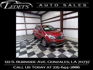 2016 Buick Encore Leather - Ledet's Auto Sales Gonzales_state_zip in Gonzales