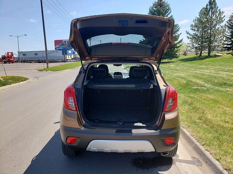 2016 Buick Encore 4d SUV AWD  city MT  Bleskin Motor Company   in Great Falls, MT