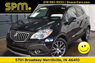 2016 Buick Encore Sport Touring in Merrillville, IN 46410