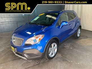 2016 Buick Encore 4d SUV FWD in Merrillville, IN 46410