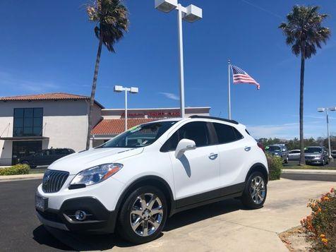 2016 Buick Encore Premium   San Luis Obispo, CA   Auto Park Sales & Service in San Luis Obispo, CA
