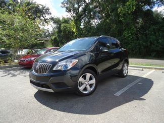 2016 Buick Encore WITH LEATHER SEFFNER, Florida