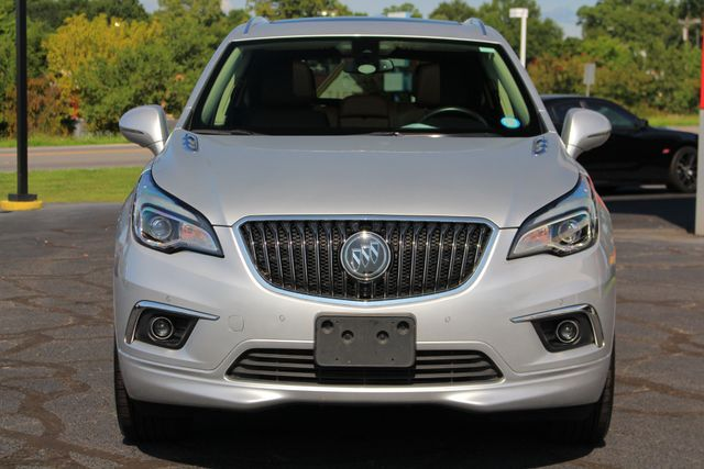 2016 Buick Envision Premium II AWD - DRIVER CONFIDENCE PKG - SUNROOFS! Mooresville , NC 18