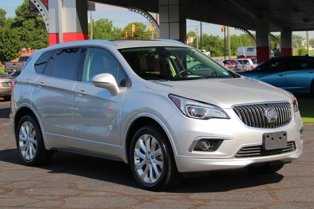 2016 Buick Envision Premium II AWD - DRIVER CONFIDENCE PKG - SUNROOFS! Mooresville , NC 24