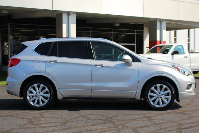 2016 Buick Envision Premium II AWD - DRIVER CONFIDENCE PKG - SUNROOFS! Mooresville , NC 16