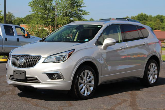 2016 Buick Envision Premium II AWD - DRIVER CONFIDENCE PKG - SUNROOFS! Mooresville , NC 25