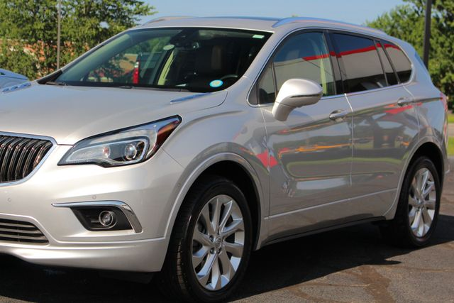 2016 Buick Envision Premium II AWD - DRIVER CONFIDENCE PKG - SUNROOFS! Mooresville , NC 29