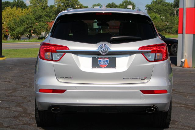 2016 Buick Envision Premium II AWD - DRIVER CONFIDENCE PKG - SUNROOFS! Mooresville , NC 19