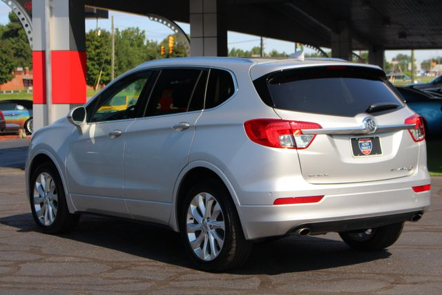 2016 Buick Envision Premium II AWD - DRIVER CONFIDENCE PKG - SUNROOFS! Mooresville , NC 27