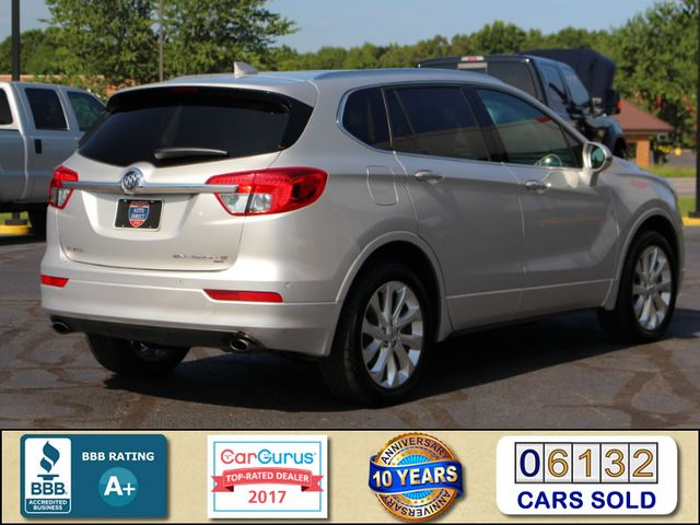 2016 Buick Envision Premium II AWD - DRIVER CONFIDENCE PKG - SUNROOFS! Mooresville , NC 2