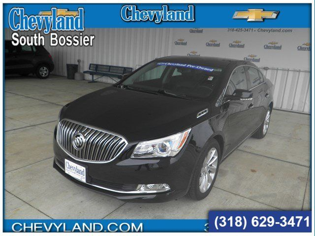 2016 Buick LaCrosse Leather in Bossier City LA, 71112
