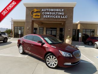 2016 Buick LaCrosse Leather in Bullhead City, AZ 86442-6452