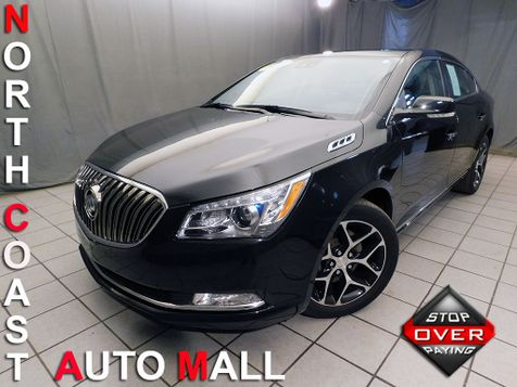 2016 Buick LaCrosse Sport Touring in Cleveland, Ohio