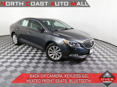 2016 Buick LaCrosse Leather in Cleveland, Ohio