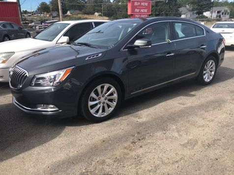 2016 Buick LaCrosse Leather - John Gibson Auto Sales Hot Springs in Hot Springs, Arkansas