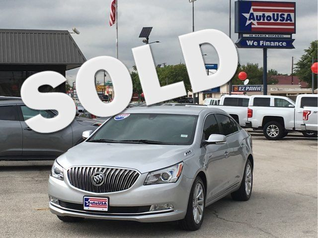 2016 Buick LaCrosse SL, Leather Leather   Irving, Texas   Auto USA in Irving Texas