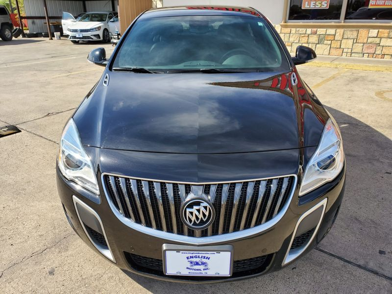 2016 Buick Regal GS  Brownsville TX  English Motors  in Brownsville, TX