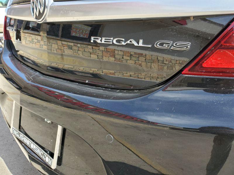 2016 Buick Regal GS  Brownsville TX  English Motors  in Brownsville, TX
