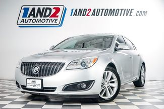 2016 Buick Regal Turbo FWD in Dallas TX