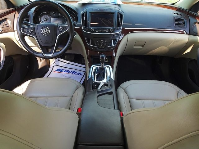 2016 Buick Regal Premium II Madison, NC 35