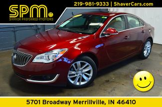 2016 Buick Regal 4d Sedan Turbo in Merrillville, IN 46410