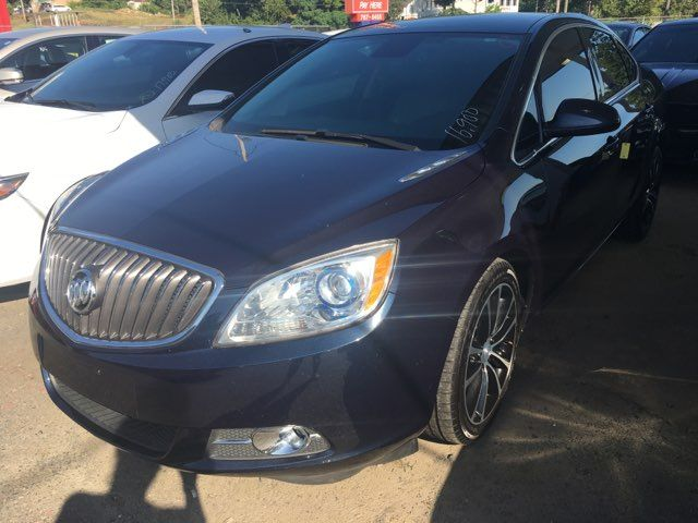 2016 Buick Verano Sport Touring - John Gibson Auto Sales Hot Springs in Hot Springs Arkansas