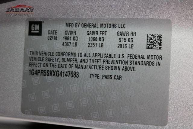 2016 Buick Verano Convenience Group Merrillville, Indiana 47