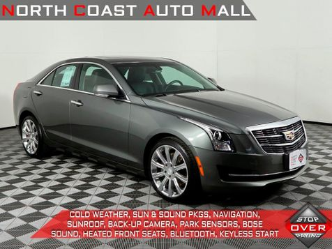2016 Cadillac ATS 2.0L Turbo Luxury in Cleveland, Ohio
