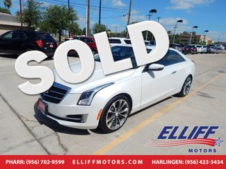 2016 Cadillac ATS Coupe Luxury Collection RWD in Harlingen, TX 78550