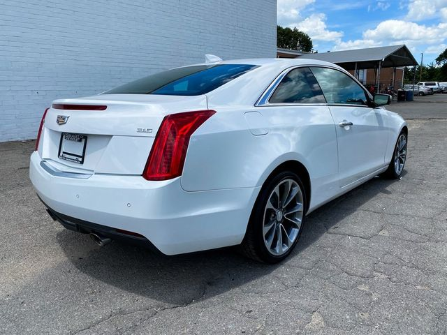 2016 Cadillac ATS Coupe Luxury Collection AWD Madison, NC 1