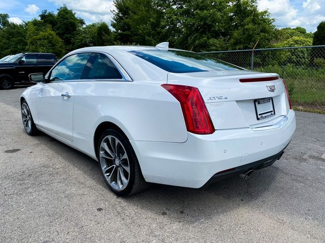 2016 Cadillac ATS Coupe Luxury Collection AWD Madison, NC 3