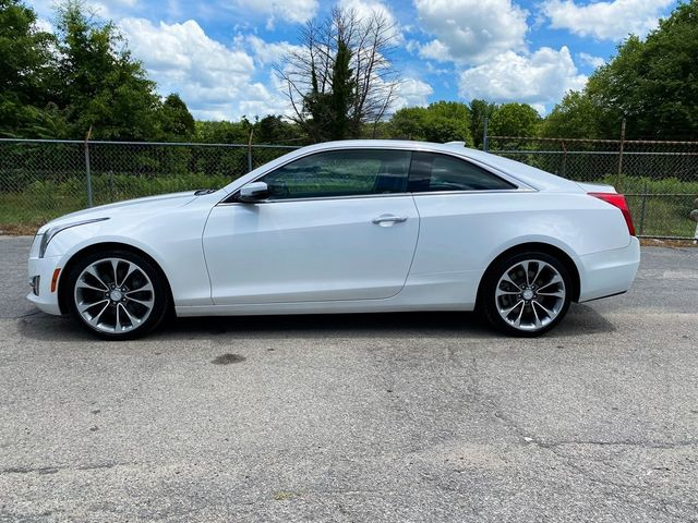 2016 Cadillac ATS Coupe Luxury Collection AWD Madison, NC 4