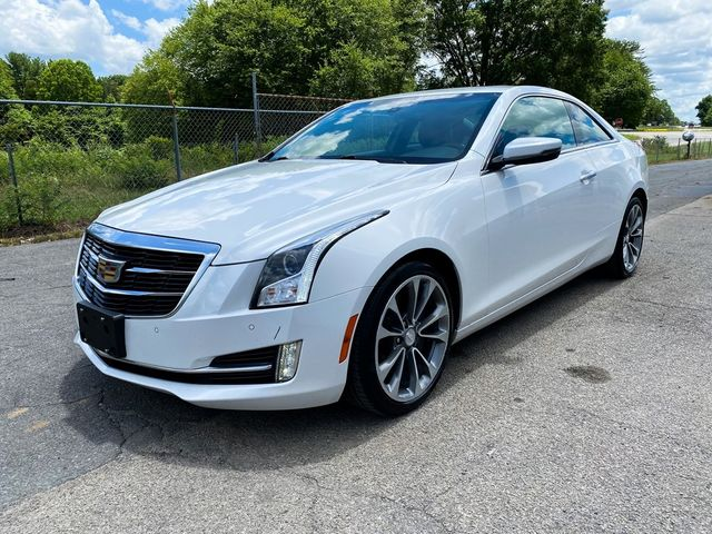 2016 Cadillac ATS Coupe Luxury Collection AWD Madison, NC 5